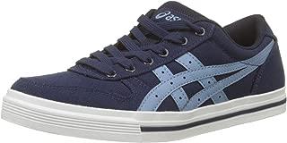 ASICS Tiger Unisex's Aaron Peacoat/Provincial Blue Sneakers-5 UK/India (Men 39 6 (Women 38 EU/7 US) (HN528.5842)