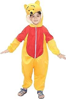Cartoon Costume -Yellow,for Boys & Girls