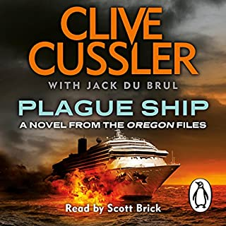Plague Ship cover art