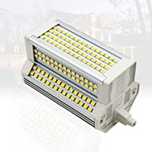 R7S LED DIMBARE 118MM 50W WITTE LIGHT 4000K R7S SOCKET J118 BLIB EQUIVALENT AAN R7S 118 MM 500W Halogeenlamp 5400LM 220 gr...