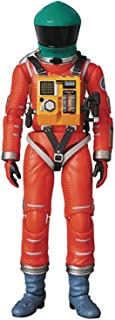 2001: A Space Odyssey: Orange Space Suit with Green Helm Mafex Action Figure