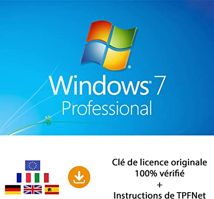 installer windows 7 sans clé dactivation