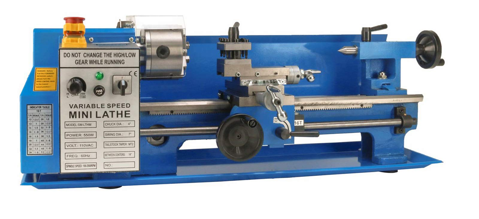 Erie Tools Precision Milling Variable