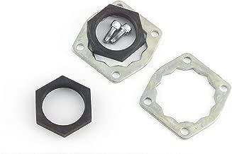 Bikers Choice Transmission Lock Nut/Plate Kit for Harley