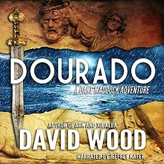Dourado audiobook cover art