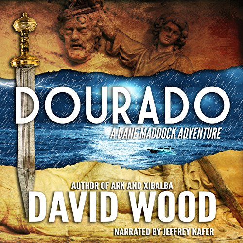 Dourado audiobook cover art