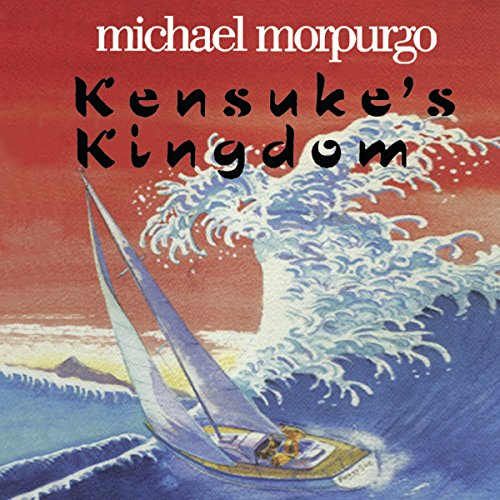 Kensuke's Kingdom audiobook cover art
