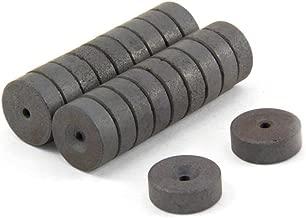 Plata /25/N42/Imanes de neodimio/ Paquete con 25 5/mm de di/ámetro x 3/mm Gruesos first4magnets f640/ /0,76/kg Tirar Metal 25/x 10/x 3/cm