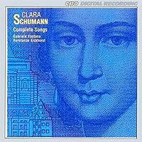 クララ・シューマン:歌曲全曲集(全27曲)