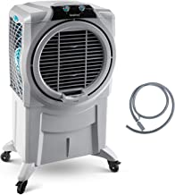 Symphony Sumo 115 XL Powerful Desert Air Cooler 115-litres, Plus Air Fan, Easy-Fill, 3-Side Honeycomb Pads, i-Pure Console...