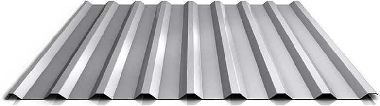 Trapezblech St/ärke 0,40 mm Beschichtung 25 /µm Profilblech Dachblech Farbe Sepiabraun Material Stahl Profil PS20//1100TR