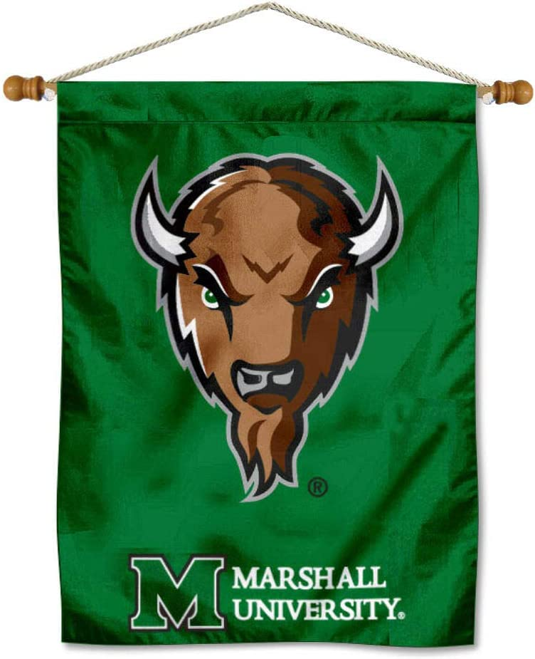 College Flags Banners Co. Marshall Max 54% OFF Banner Herd Thundering trend rank with