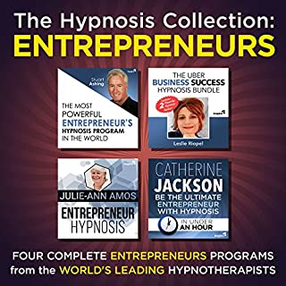 The Hypnosis Collection - Entrepreneurs audiobook cover art