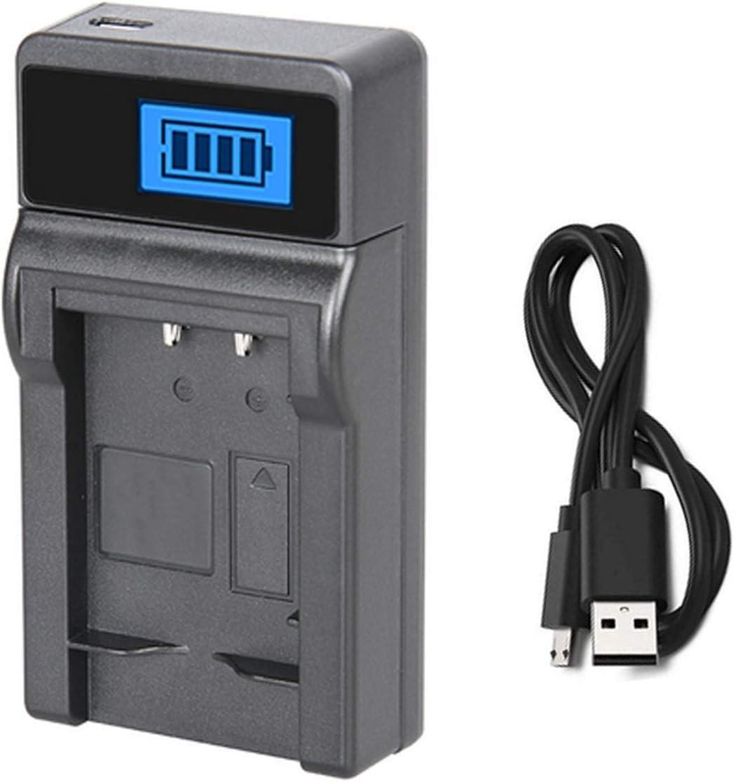 LCD USB Battery Fees free Seattle Mall Charger for Lumix Panasonic DC-G95K Di DMC-G85K