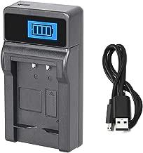 LCD USB Battery Charger for Canon NB-11L, NB-11LH, CB-2LD, CB-2LDE, CB-2LF, CB-2LFE