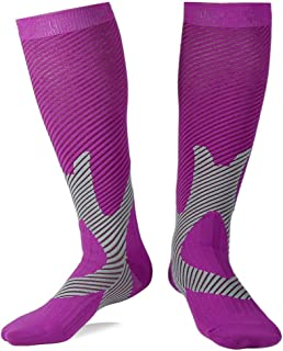 Long Tube Non-Slip Running Riding Travel for Outdoor Activities Compression Socks - Boost Stamina,Fully Breathable