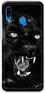 okteq Clear TPU Protection and Hybrid Rigid Clear Back Cover Compatible with Samsung Galaxy A30 and A20 - tiger By okteq