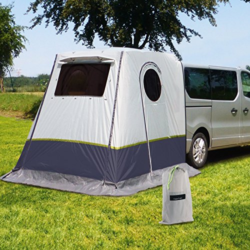 Rear tent trapezoid, Trafic, 220 x 210 x 230 cm, 3.5 kg, polyester, 190T