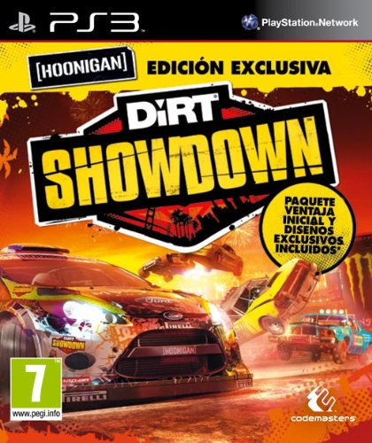 Dirt Showdown Hoonigan Exclusive Edition