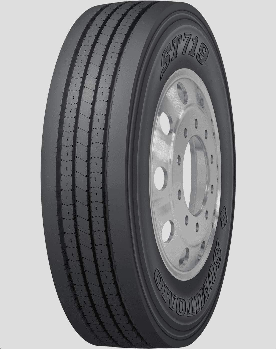 Sumitomo ST719SE Commercial Tire 245/75R22.5 134/131L