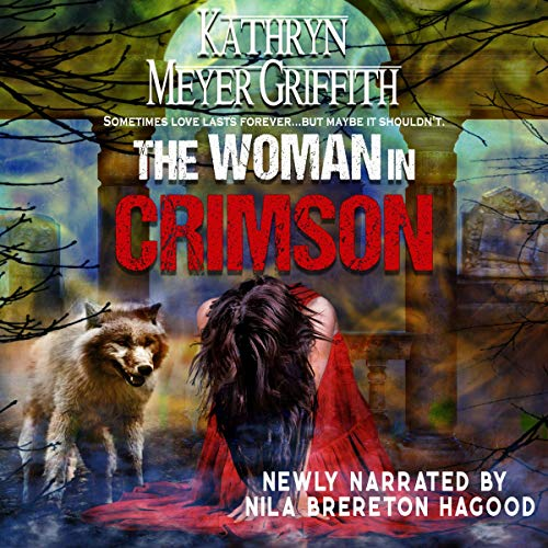The Woman in Crimson cover art