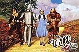 Der Zauberer von Oz Film 61x 91,4cm Poster Yellow Brick