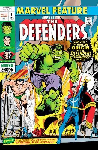 The Defenders Omnibus Vol. 1 HC