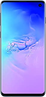 Samsung Galaxy S10 Dual SIM 128GB 8GB RAM 4G LTE (UAE Version) - Prism Blue