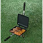 TF Gear Camping Sandwich Toaster Grill, Cooks Toasties, Breakfast and More! Ideal for Fishing 9