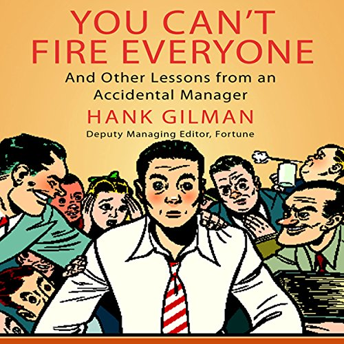 You Can't Fire Everyone audiobook cover art