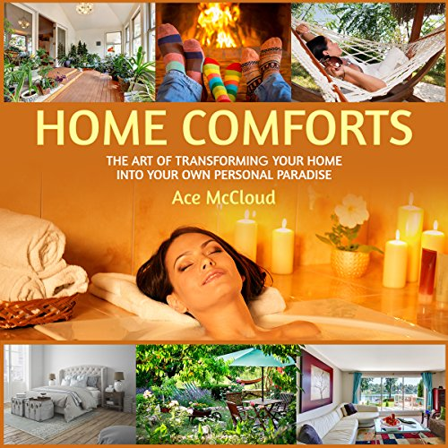 Home Comforts audiobook cover art