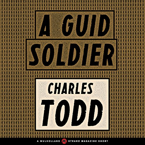 A Guid Soldier audiobook cover art
