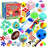 Sensory Toys Set 38 Pack, Stress Relief Fidget...