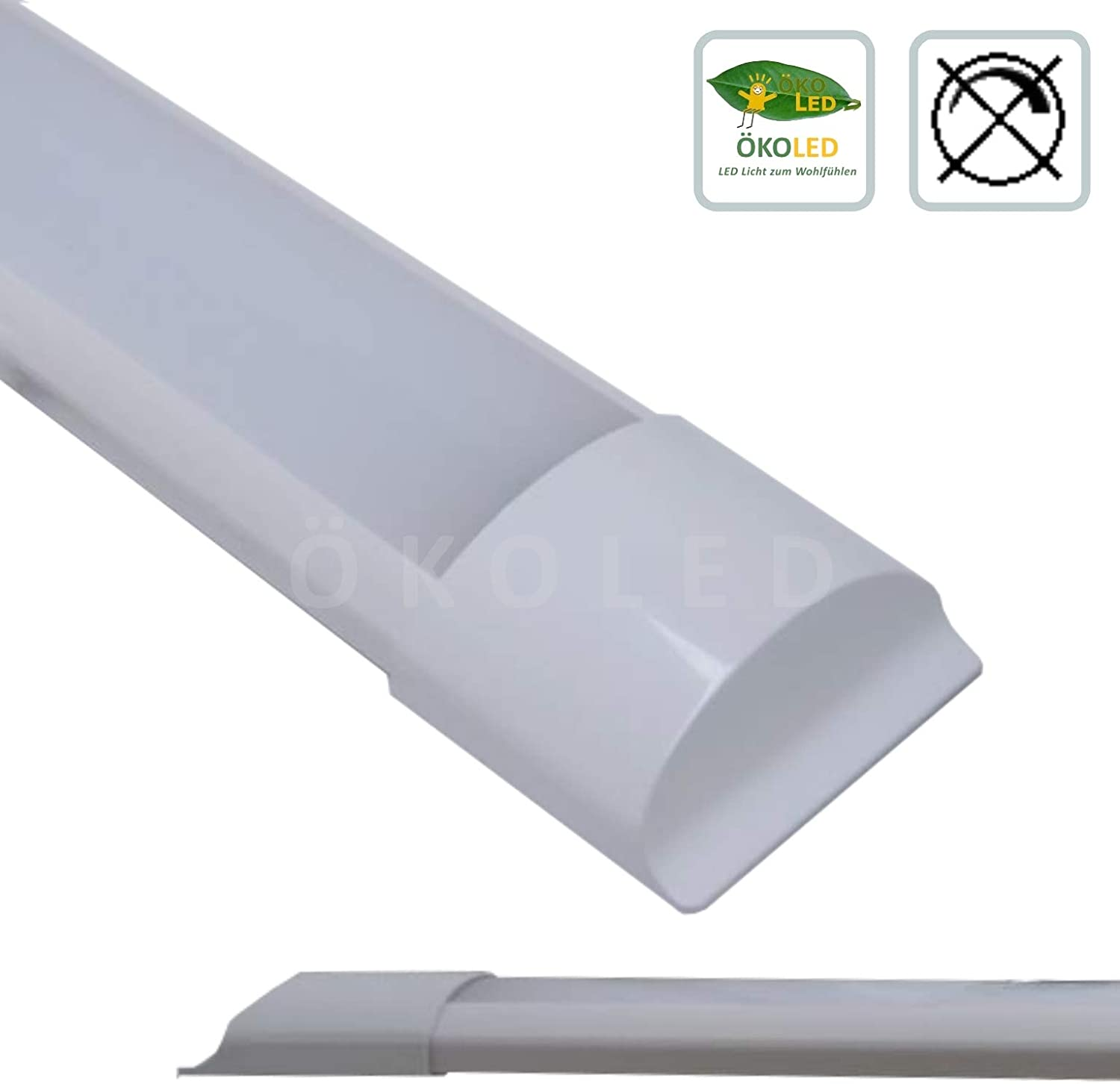 LED Lichtbalken LINE 1200mm 4000K 3480Lm