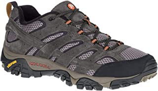 Merrell Men's Moab 2 Vent Hiking Shoe, Beluga, 13 M US