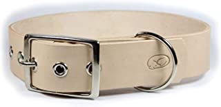 Best natural leather dog collar Reviews