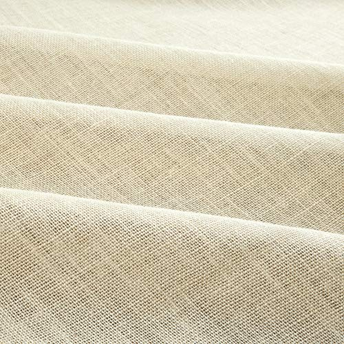 James Thompson 60in Sultana Burlap Oyster Fabric By The Yard