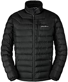 Sponsored Ad - Eddie Bauer Men's Downlight Jacket, Black Regular L