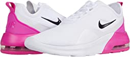 White/Black/Fire Pink