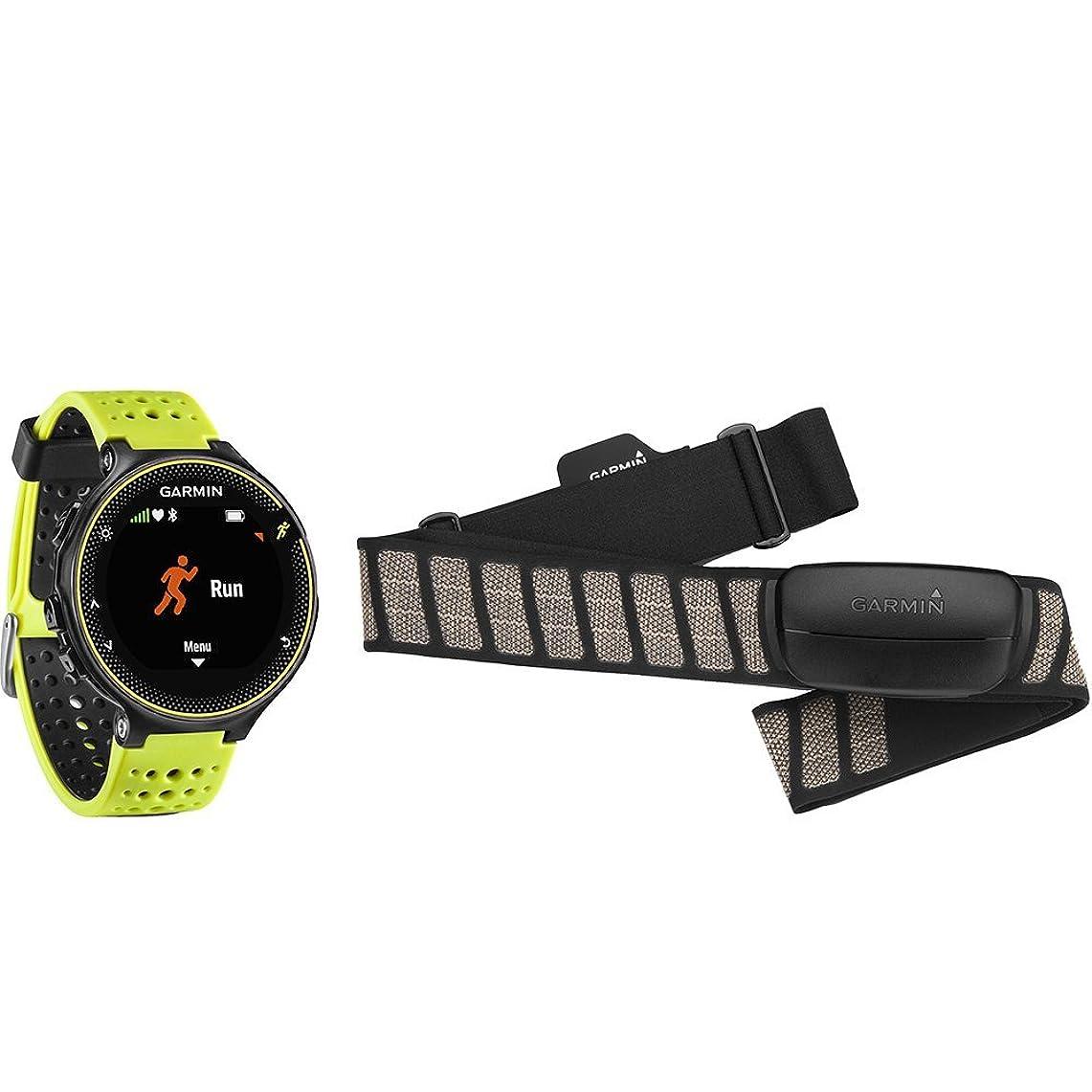 運命的な練習強いGarmin Forerunner 230バンドルGPS Running Watch
