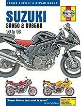 Suzuki SV650 & SV650S '99 to '08 (Haynes Service & Repair Manual)