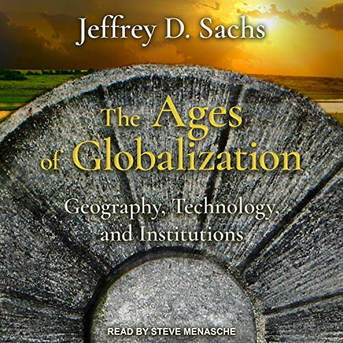 The Ages of Globalization audiobook cover art