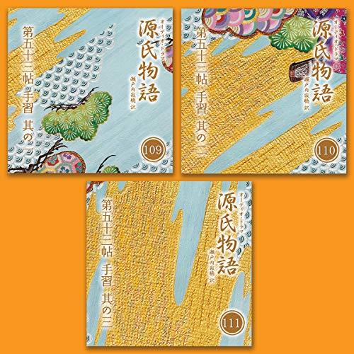 『源氏物語 瀬戸内寂聴 訳 3本セット(三十七)』のカバーアート