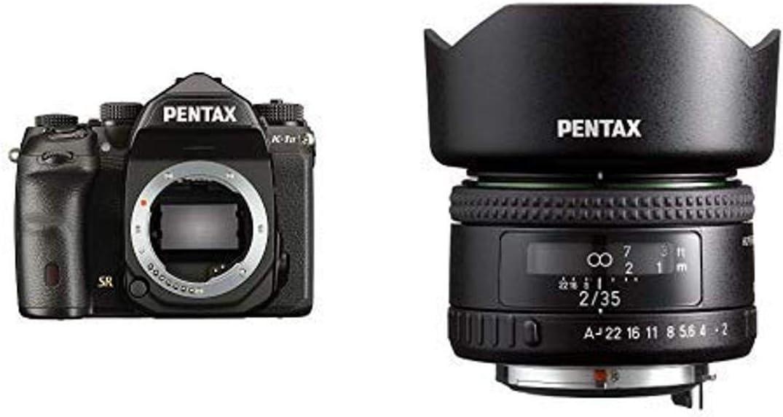 Pentax K-1 Mark II 36MP Weather LCD Resistant TFT Ranking discount TOP13 3.2
