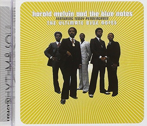 The Ultimate Blue Notes by Harold Melvin & The Blue Notes feat. Teddy Pendergrass (2001-08-21)
