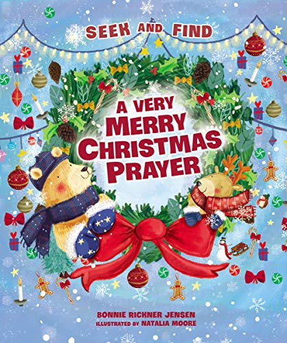 A Very Merry Christmas Prayer Seek and Find