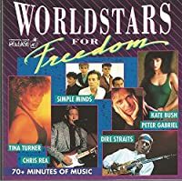 Worldstars for Freedom