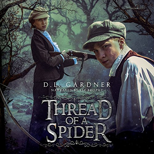 Thread of a Spider  By  cover art