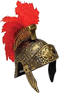 Jacobson Hat Company Roman Gladiator Soldier Helmet Hat