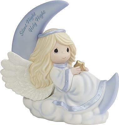 Precious Moments Silent Night, Holy Night Figurine 211042